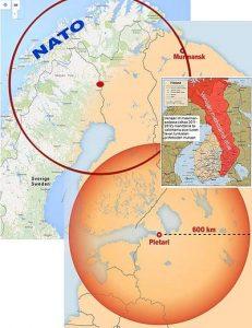 S-500 kantama kartallao ja Nato puolustus
